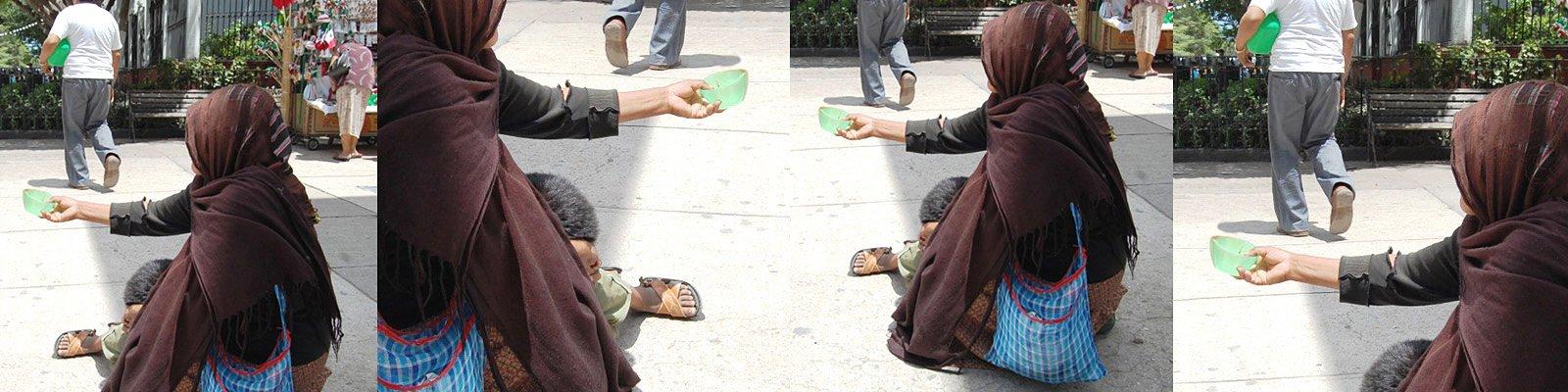 mendicante rom